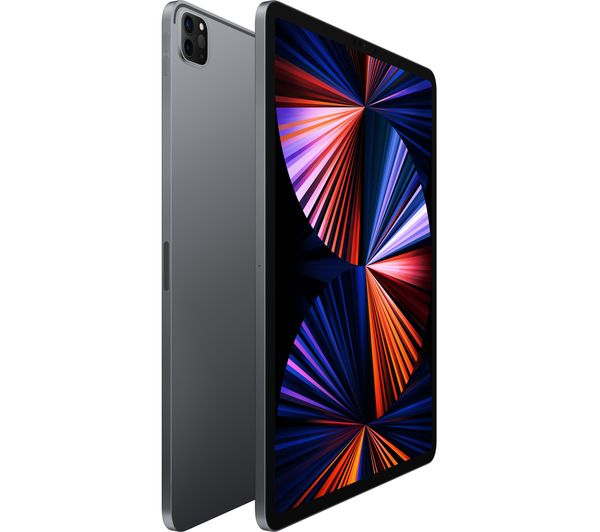 "Buy APPLE 12.9"" iPad Pro Cellular (2021) - 512 GB, Space ..."