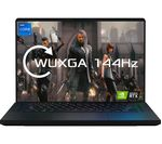 £1799, ASUS ROG Zephyrus M16 16inch Gaming Laptop - Intel® Core™ i7, RTX 3060, 1 TB SSD, Intel® Core™ i7-11800H Processor, RAM: 16GB / Storage: 1 TB SSD, Graphics: NVIDIA GeForce RTX 3060 6GB, 232 FPS when playing Fortnite at 1080p, Full HD screen / 144 Hz,