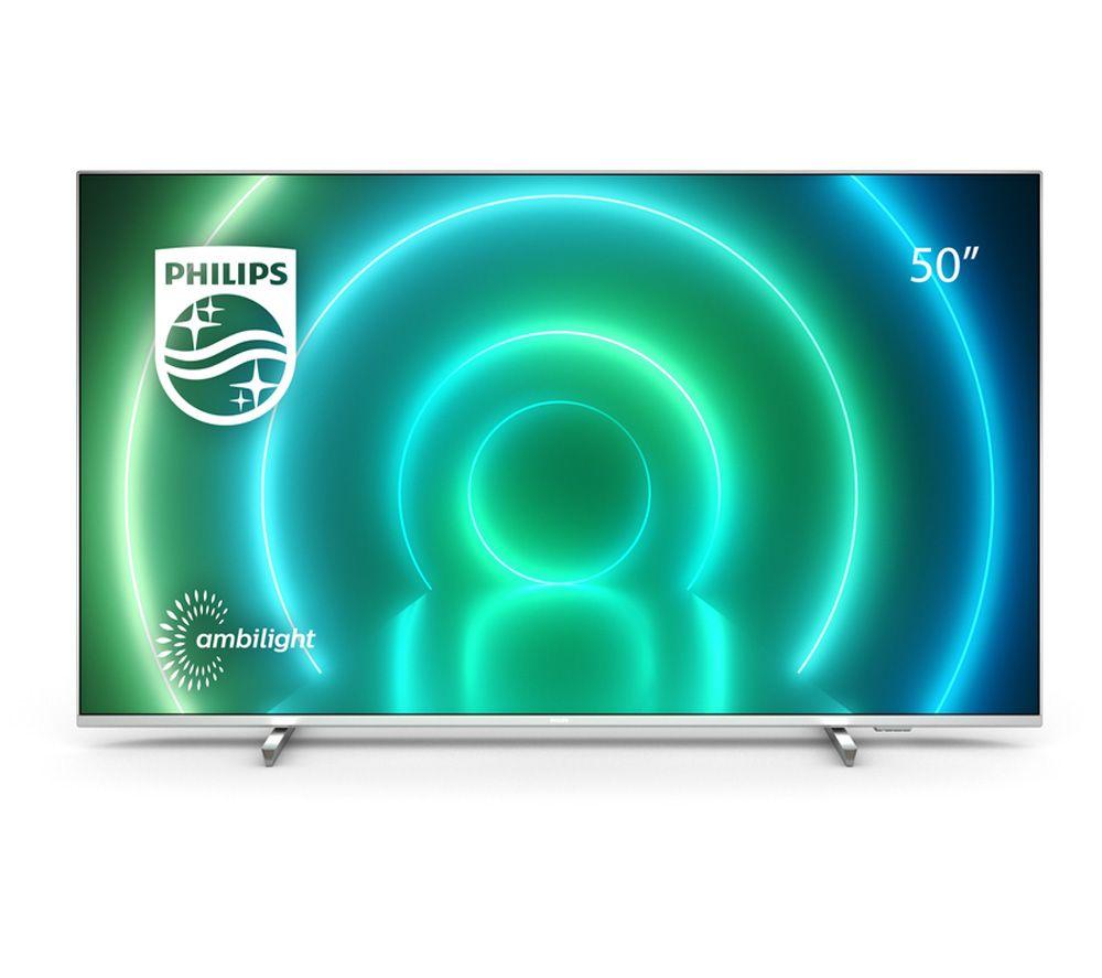 50 PHILIPS 50PUS7956/12  4K Ultra HD HDR LED TV