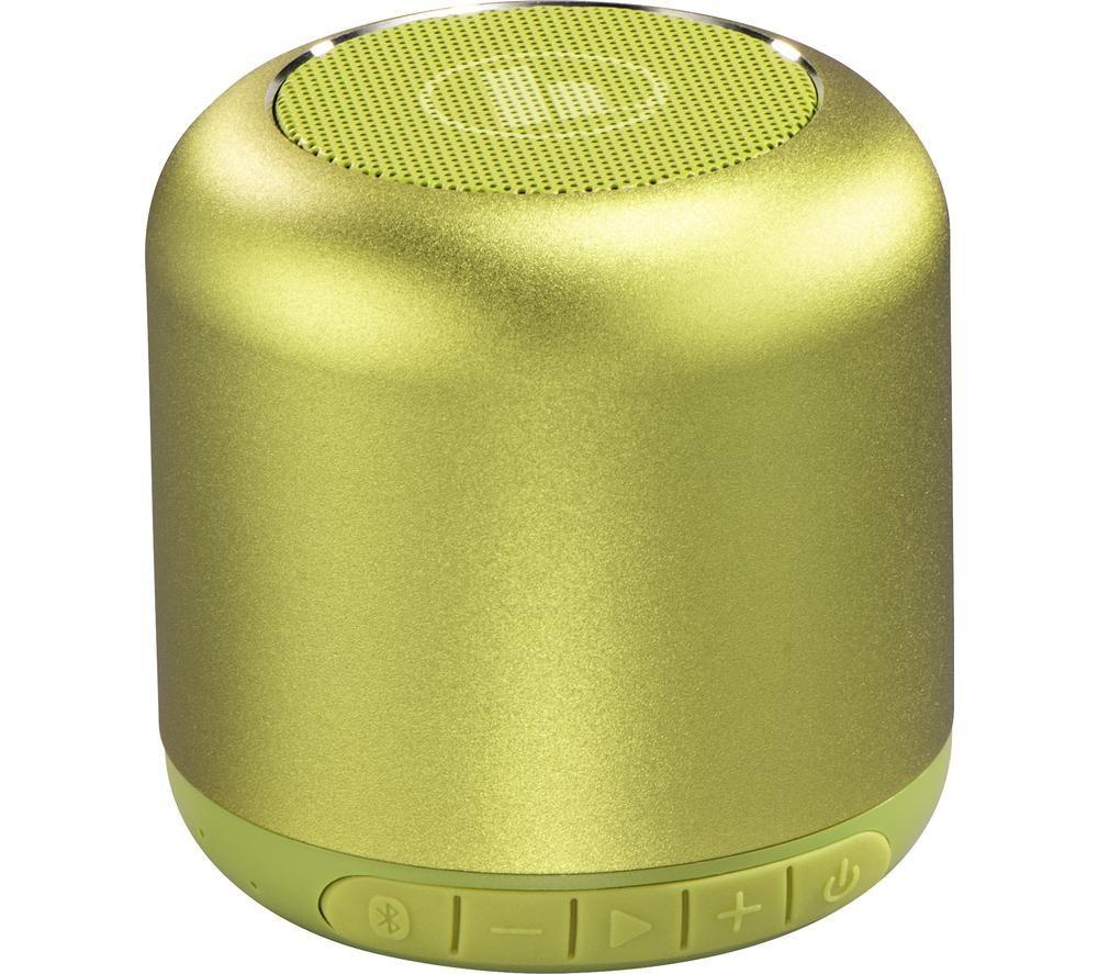 HAMA Drum 2.0 Portable Bluetooth Speaker - Yellow