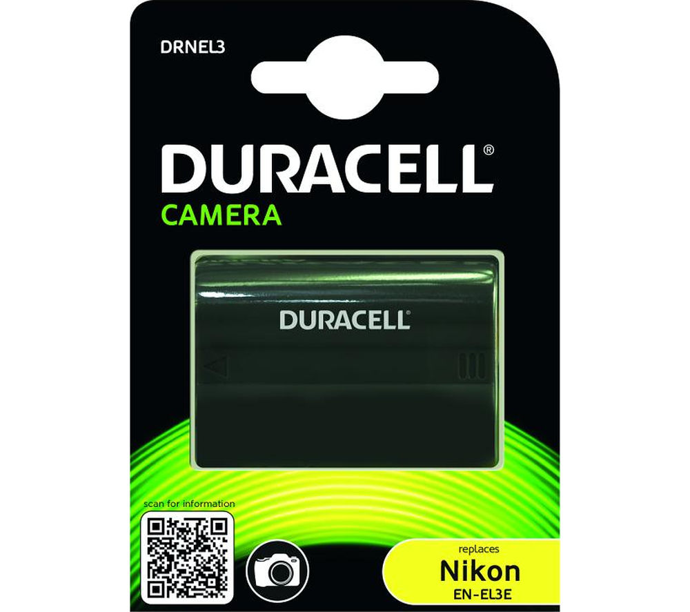 Compare retail prices of Duracell DRNEL3 Lithium-ion Rechargeable Camera Battery to get the best deal online