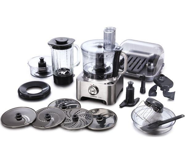 KENWOOD FPM810 Multipro Sense Food Processor - Silver