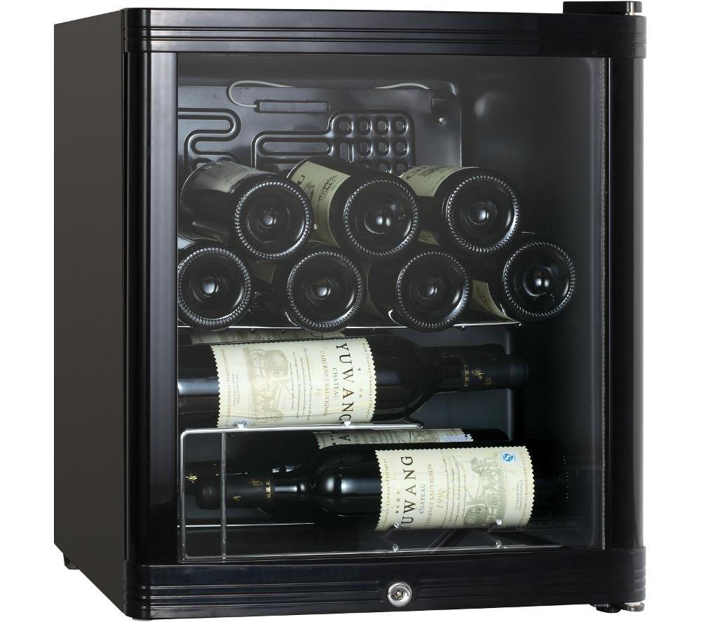 ESSENTIALS CWC15B14 Wine Cooler   Black