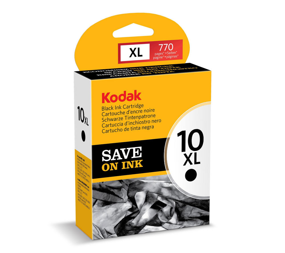 Compare retail prices of Kodak 10XL Black Ink Cartridge to get the best deal online