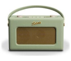 ROBERTS Revival RD60 Portable DAB+/FM Radio - Leaf