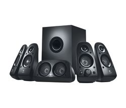 LOGITECH Z506 5.1 PC Speakers