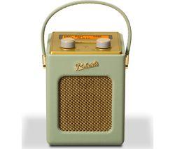 ROBERTS Revival Mini Portable DAB+/FM Radio - Leaf