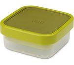 JOSEPH JOSEPH GoEat 81029 Square 3-in-1 Salad Box - Green