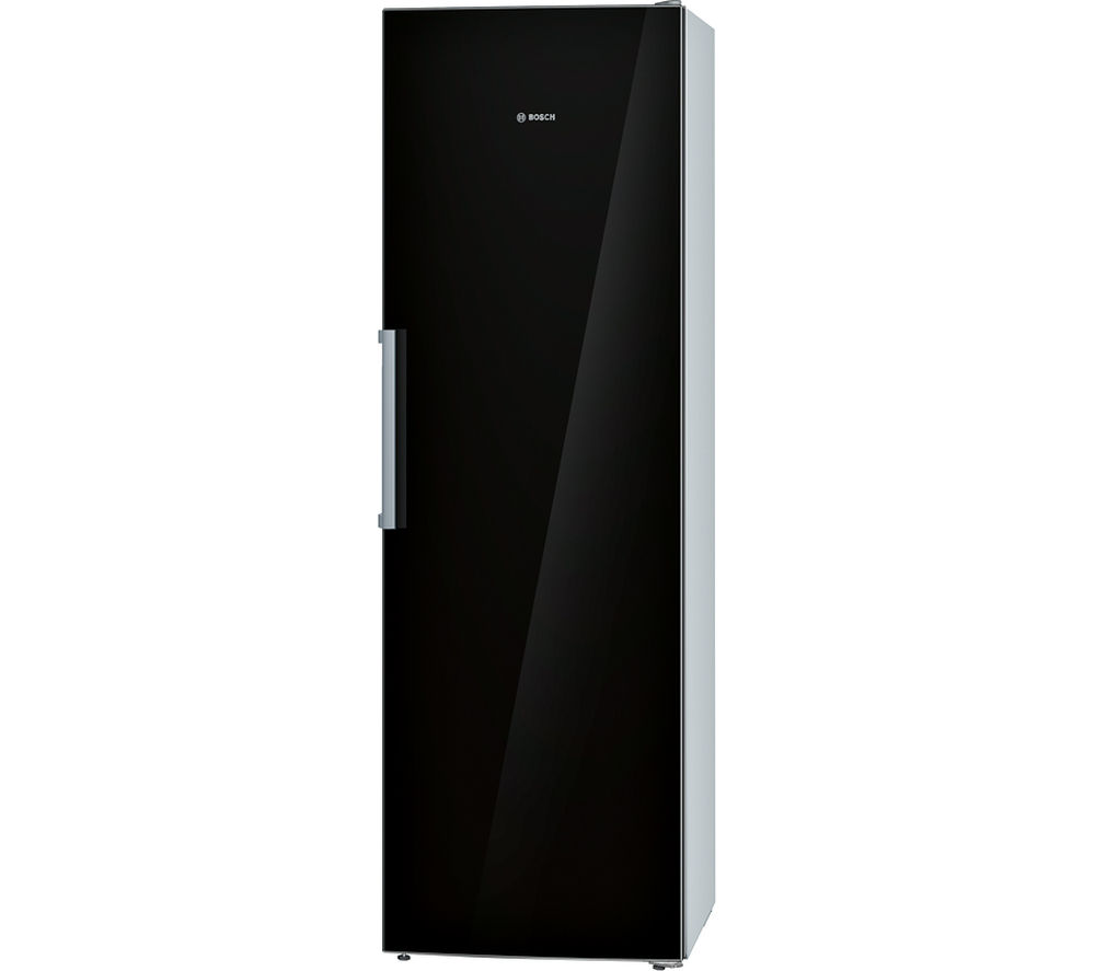 BOSCH Serie 4 GSN36VB30 Tall Freezer - Black