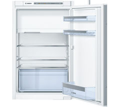 BOSCH Serie 4 KIL22VS30G Integrated Fridge