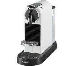 NESPRESSO by Magimix CitiZ Coffee Machine - White