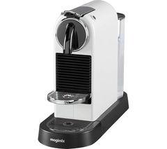 NESPRESSO by Magimix CitiZ Coffee Machine - White
