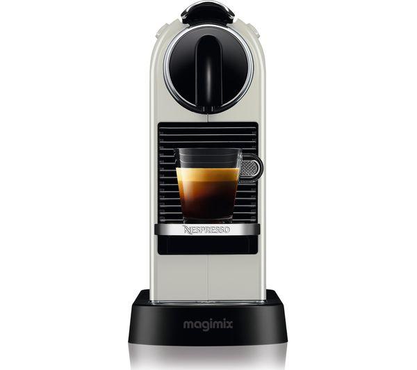 NESPRESSO By Magimix CitiZ Coffee Machine