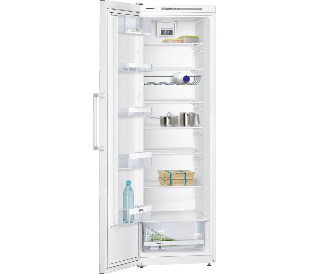 SIEMENS iQ300 KS36 Tall Fridge - White