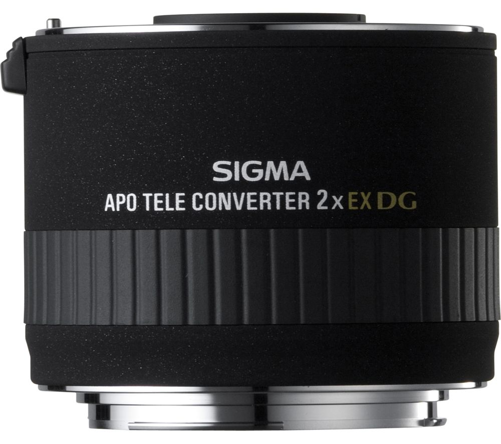 SIGMA 2.0 x Teleconverter EX APO DG - for Nikon