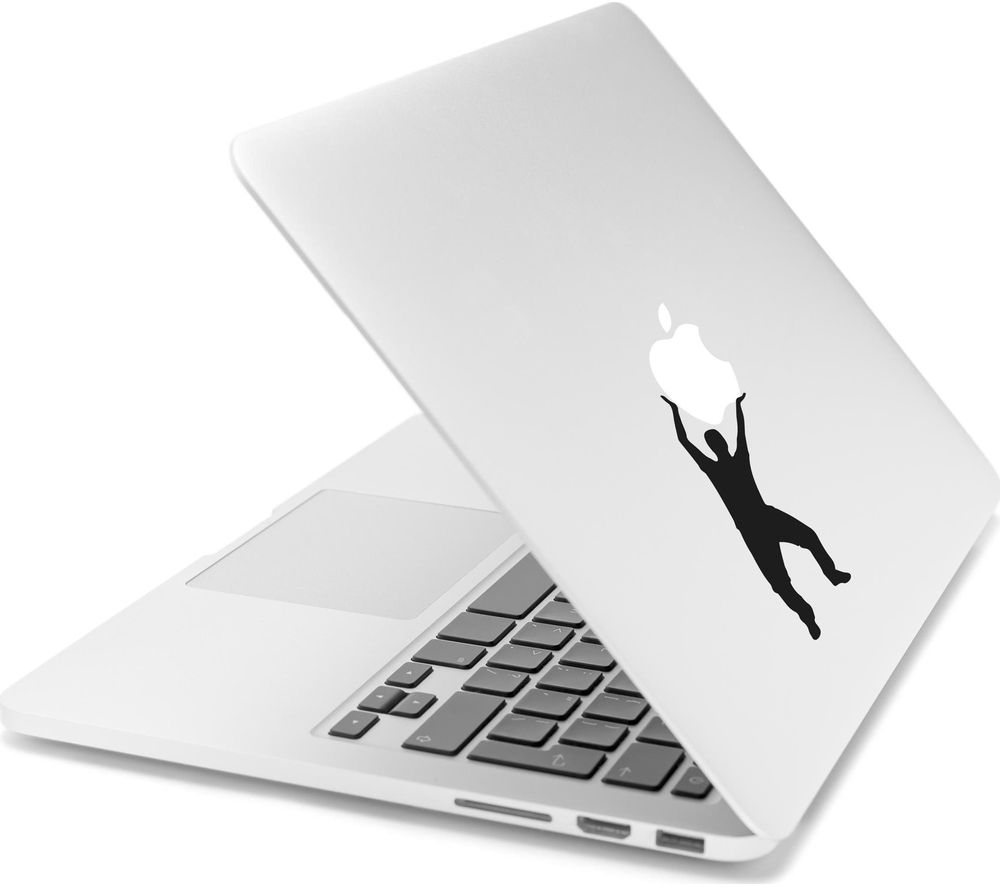 Compare retail prices of Caseit CSMA13DLMAN 13 Inch MacBook Decal Person Lifting to get the best deal online
