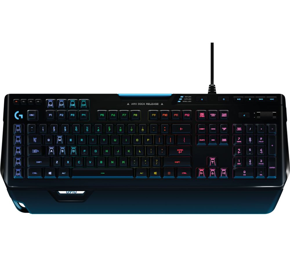 1ca94fa58cb Often bought together. Bundle created: 13 Jul 2019, 03:04. Item you're  currently viewing. LOGITECH G910 Orion Spectrum RGB Mechanical Gaming  Keyboard