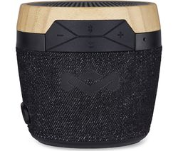 Chant Mini Portable Bluetooth Speaker - Black