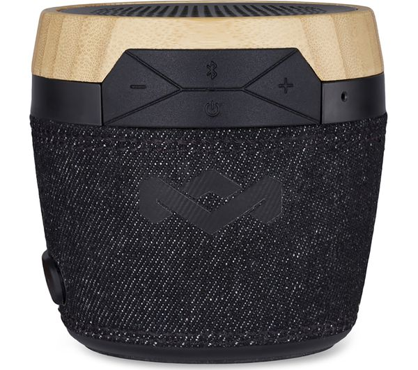 Image of HOUSE OF MARLEY Chant Mini Portable Bluetooth Speaker - Black