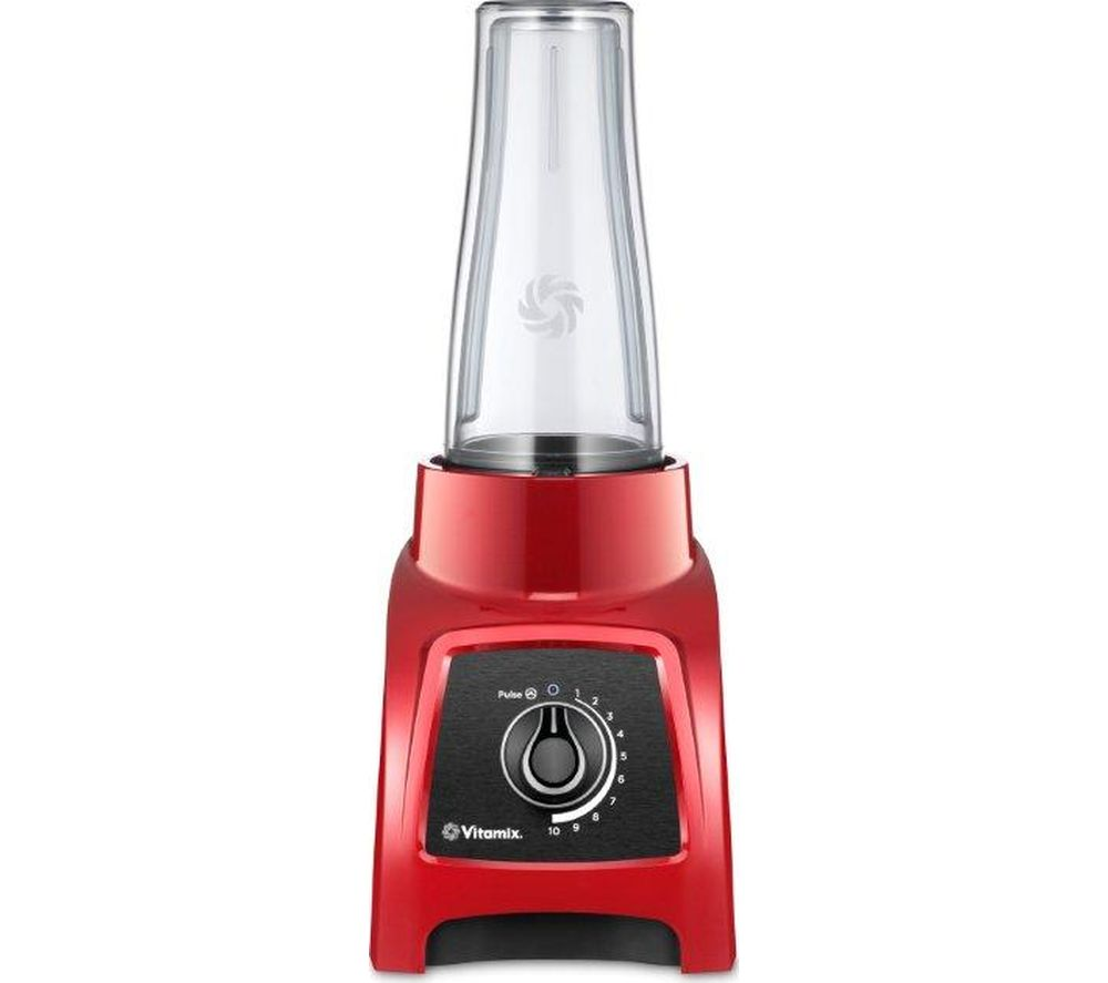 Image of VITAMIX S30 Personal Blender - Red, Red