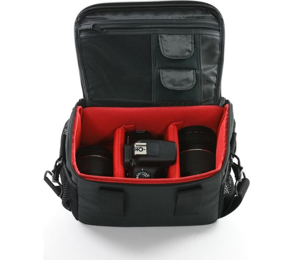 Buy CANON ES100 DSLR Camera Bag - Black | Free Delivery | Currys