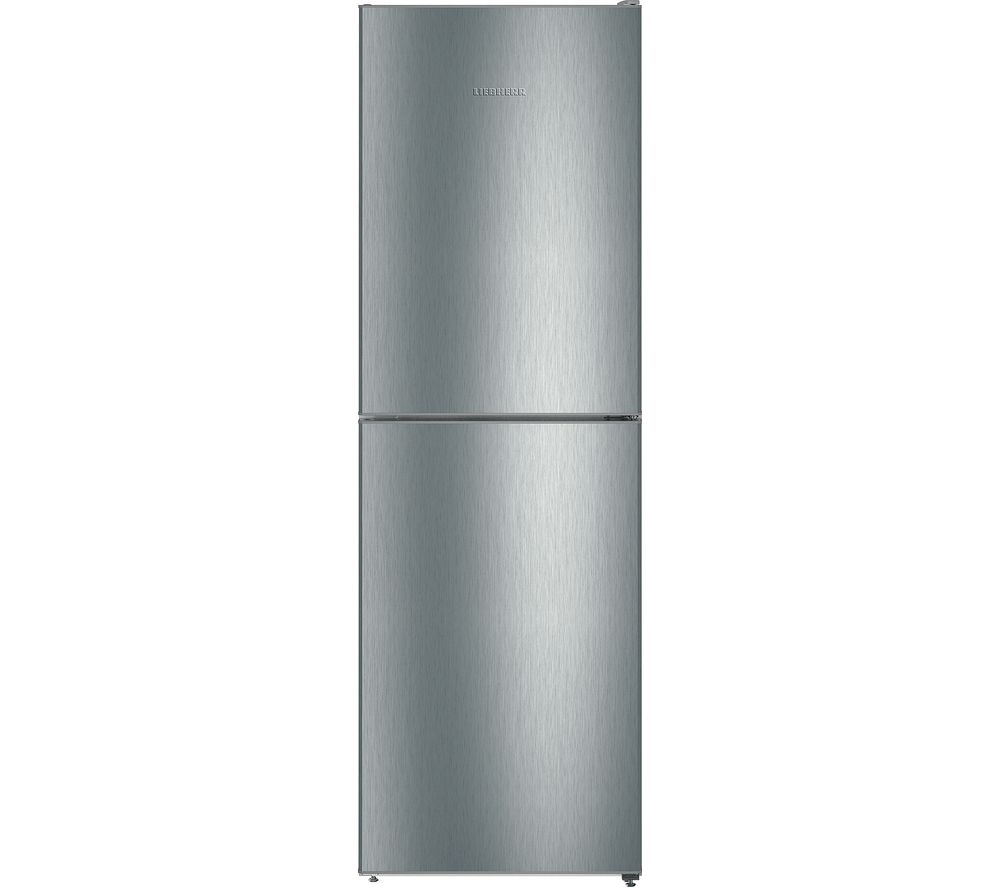 LIEBHERR CNel4213 50/50 Fridge Freezer - Silver