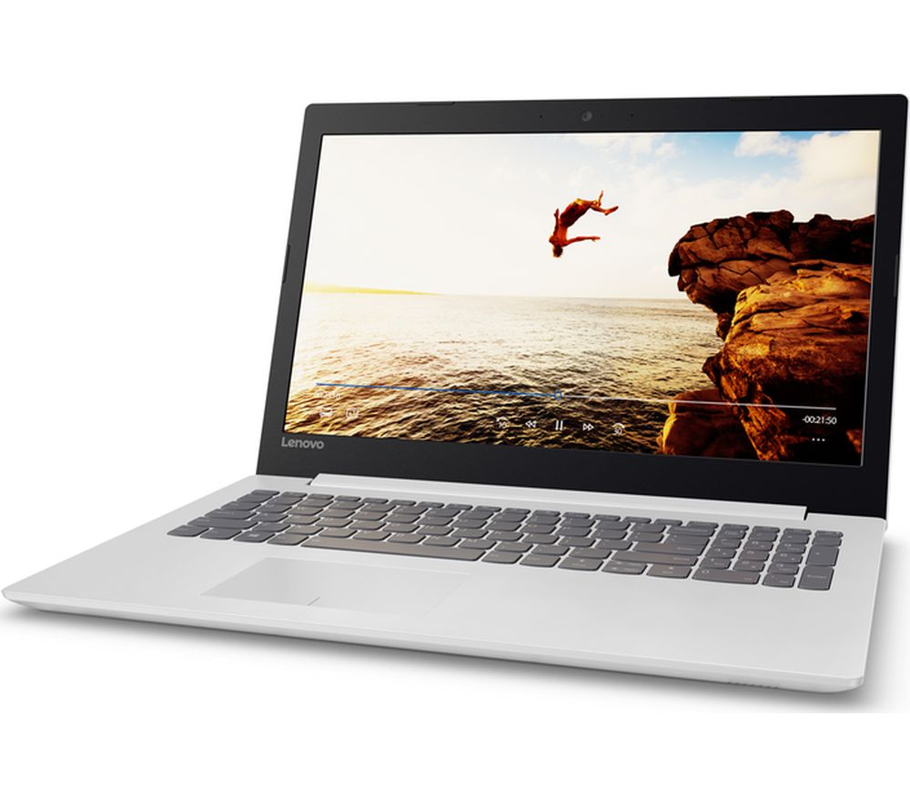 "LENOVO IdeaPad 320 15.6"" Laptop - White"