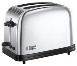 RUSSELL HOBBS Classic 23310 2-Slice Toaster - Stainless Steel Best Price, Cheapest Prices