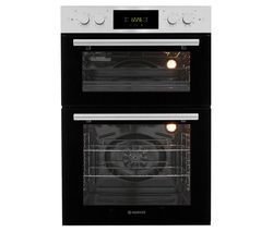 HOOVER HDO8468X Electric Double Oven - Stainless Steel