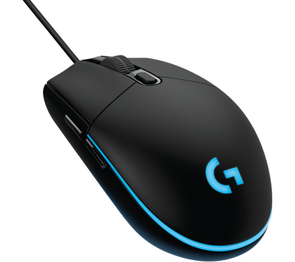 b4e431678a6 Buy LOGITECH G203 Prodigy Optical Gaming Mouse | Free Delivery | Currys