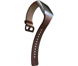 Ionic Leather Band - Cognac, Large