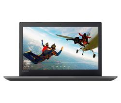 "LENOVO 80XL035QUK 15.6"" Laptop - Black"