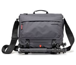 MANFROTTO Manhattan Speedy 10 Messenger MBMN-M-SD-10 DSLR Camera Bag - Grey