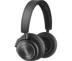 B&O H9i Wireless Bluetooth Noise-Cancelling Headphones - Black