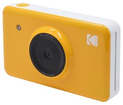 KODAK Mini Shot KODMSY Instant Camera - Yellow