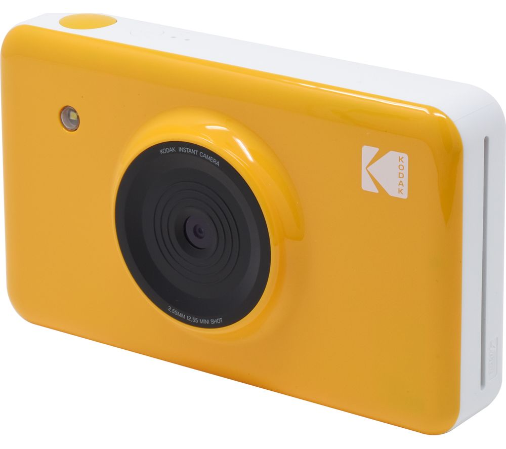 Click to view product details and reviews for Kodak Mini Shot Kodmsy Instant Camera Yellow Yellow.