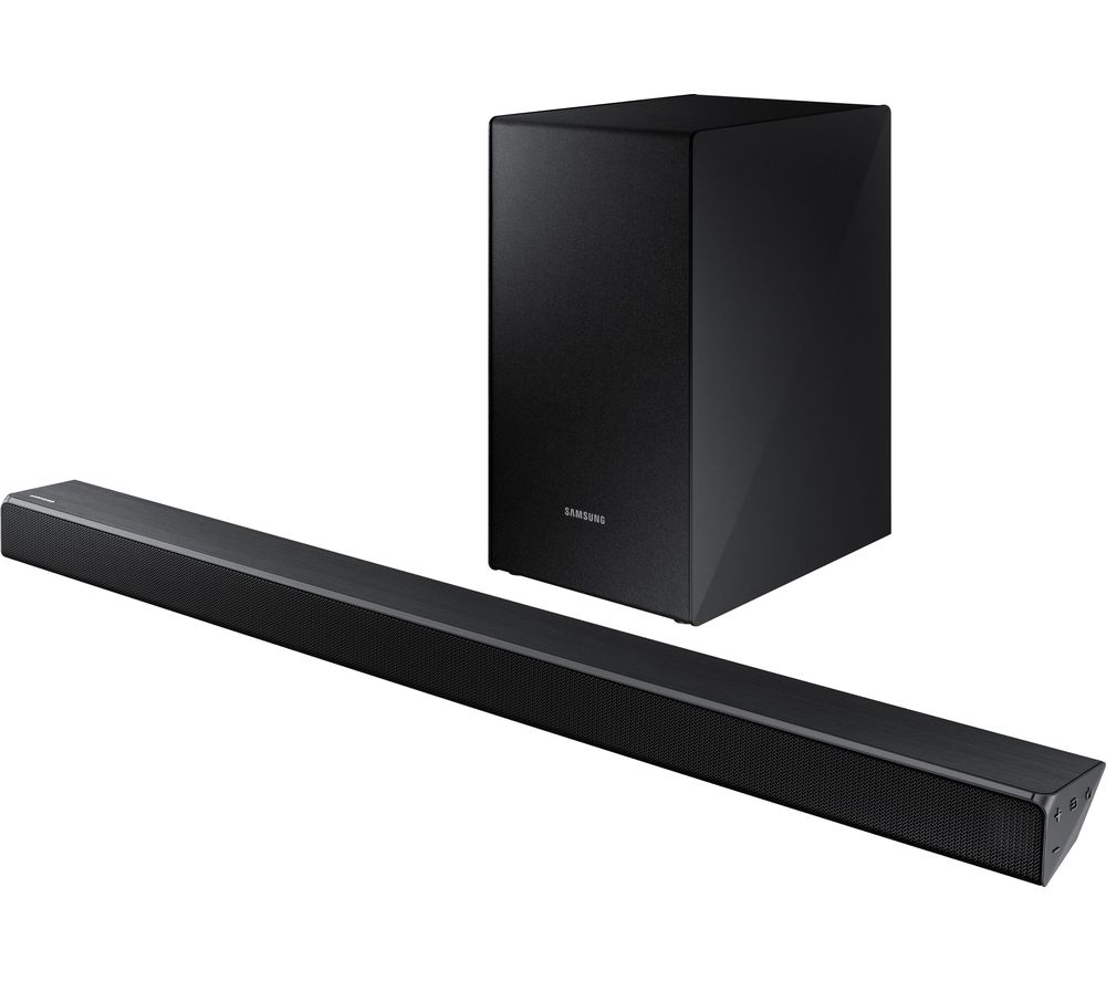 SAMSUNG HW-N450 2.1 Wireless Sound Bar specs