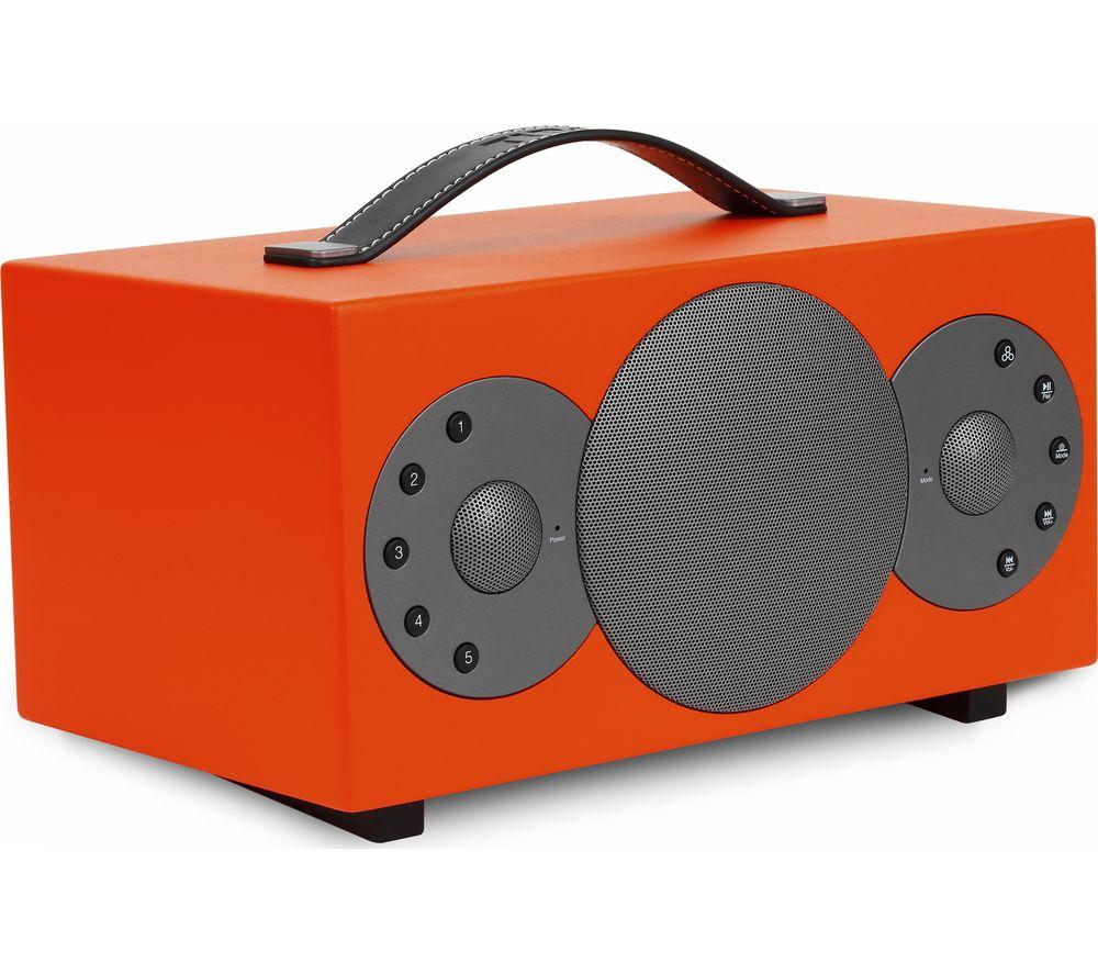 TIBO Sphere 2 Portable Wireless Multi-room Speaker - Orange