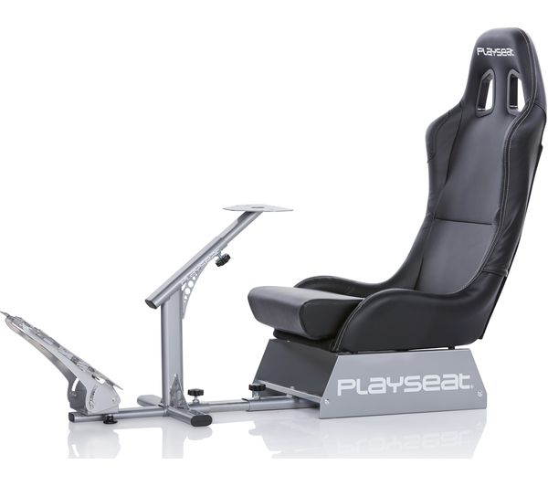 Image of PLAYSEAT Evolution Gaming Chair - Black