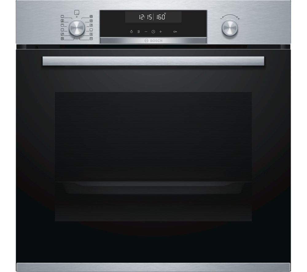BOSCH Serie 6 HBG5785S0B Electric Oven - Stainless Steel