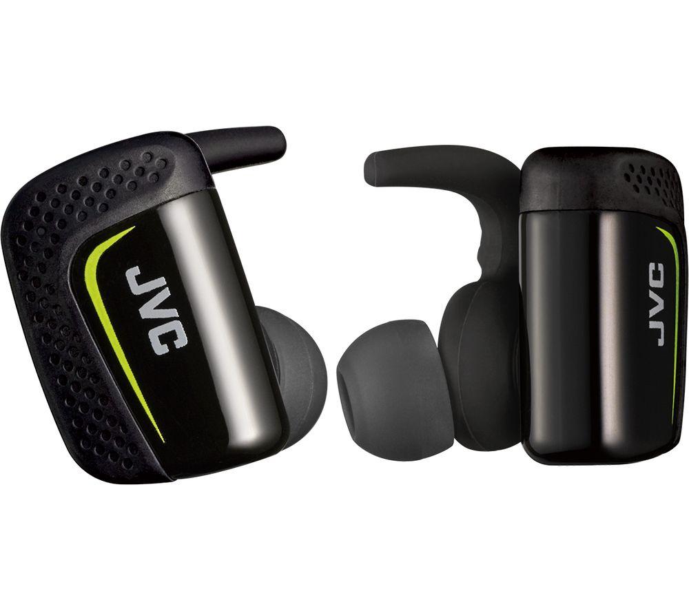 JVC HA-ET90BT-BE Wireless Bluetooth Headphones specs