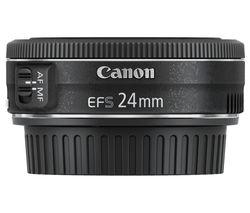 EF-S 24 mm f/2.8 STM Pancake Lens