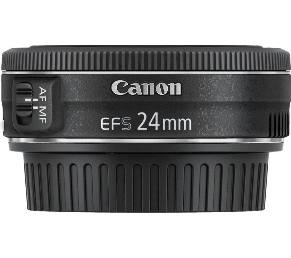 CANON EF-S 24 mm f/2.8 STM Pancake Lens