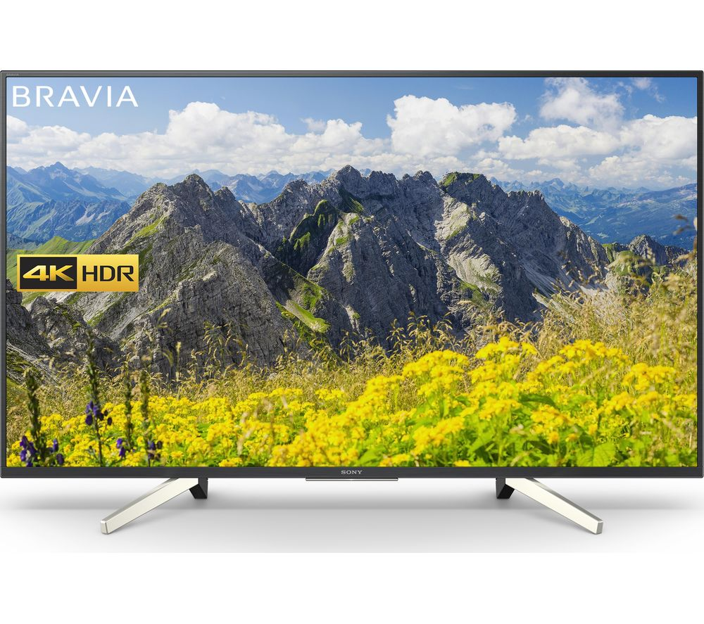 Buy Sonyvia Kd55xf7596bu K Ultra Hd Hdr Led Tv Free Delivery Currys