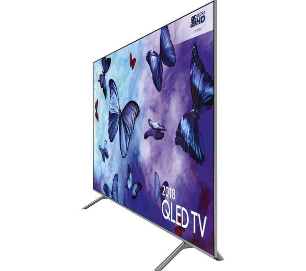 SAMSUNG QE49Q6FNATXXU 49 Smart 4K Ultra HD HDR QLED TV