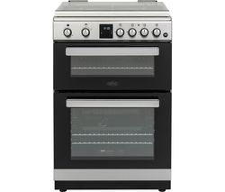 BELLING FSG608DMc 60 cm Gas Cooker - Black