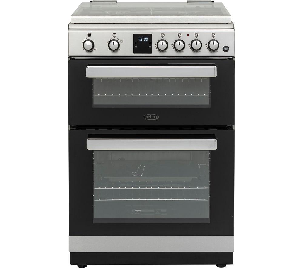 BELLING FSG608DMc 60 cm Gas Cooker - Black