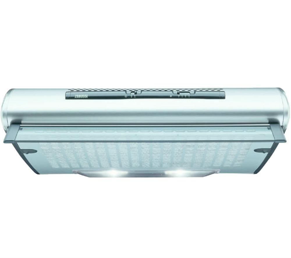 ZANUSSI ZHT611X Visor Cooker Hood - Stainless Steel