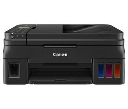 CANON PIXMA G4511 MegaTank All-in-One Wireless Inkjet Printer with Fax
