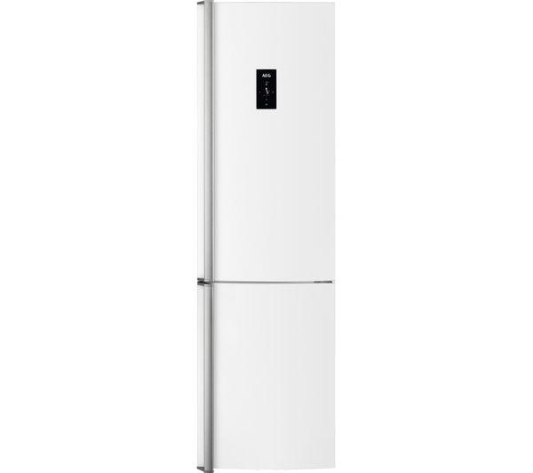 Image of AEG RCB83724VW 60/40 Fridge Freezer - White